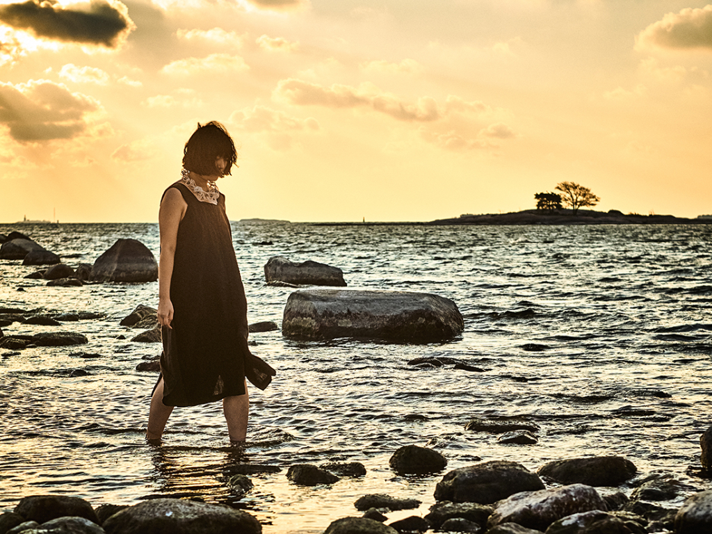 Wiebke Pandikow / By the Sea